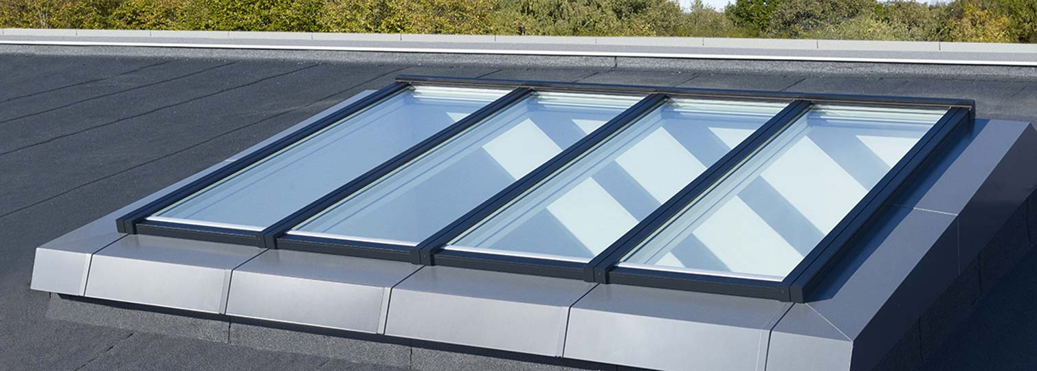 rooflights for Flat Roofs Poole