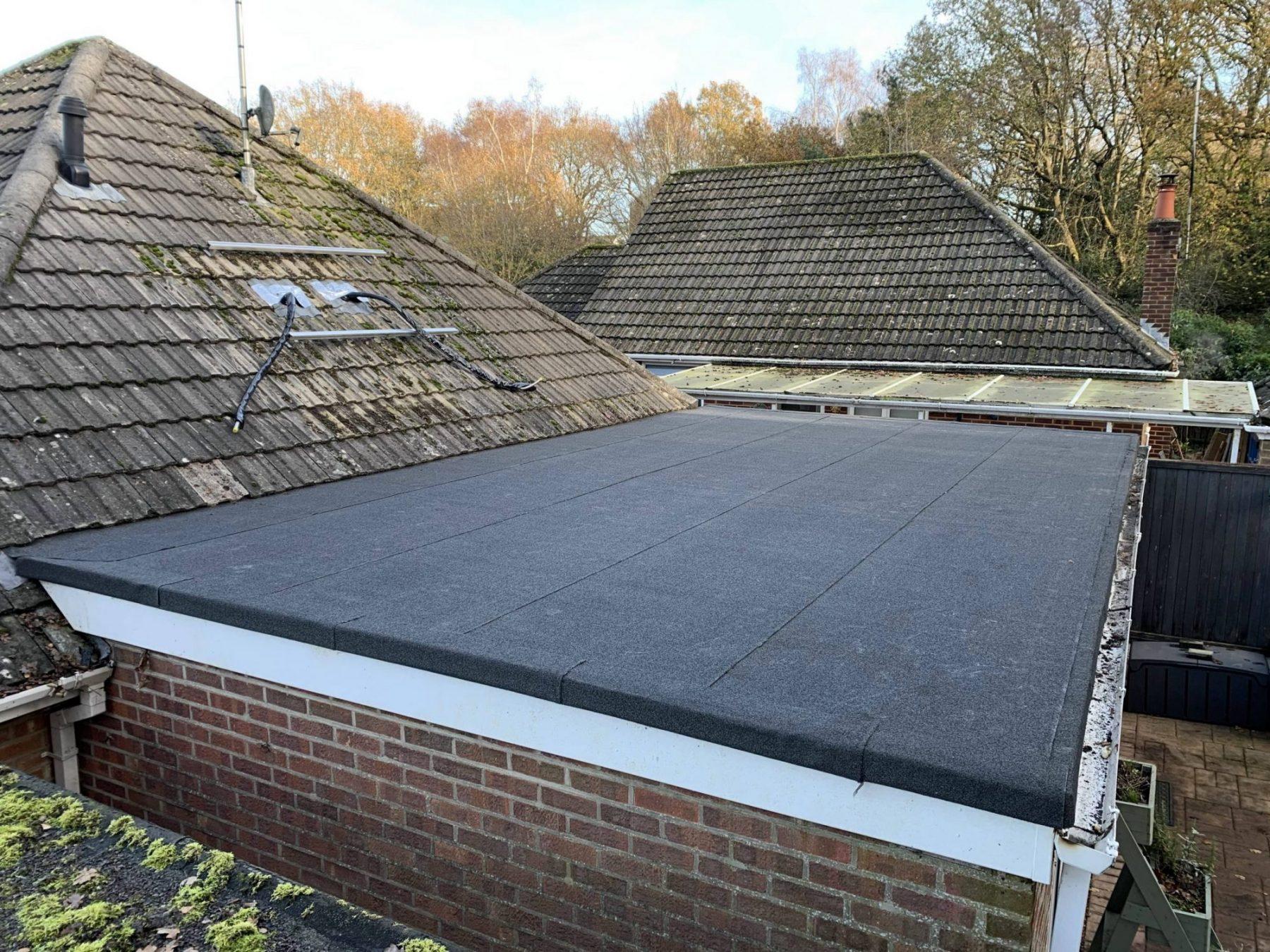 Felt Flat Roofs Poole