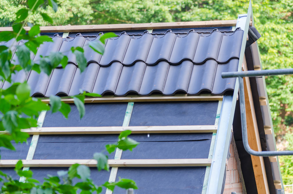 re-roofing poole