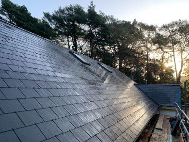 re-roofing wimborne